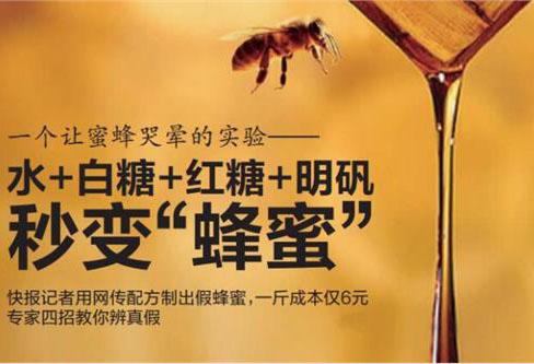 千萬不要再亂喝蜂蜜了!!! 否則后果不堪設想………